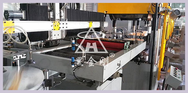Zhuhai heijingang an electrical home appliance production stamping part overlapping double detector cooperation case