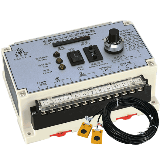 Heijingang SP-A/ sheet metal double | double gold sheet detector _ DuoMeng electronic instrument